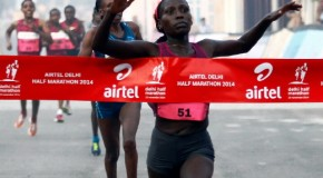 World record holders Tadese and Kiplagat head Airtel Delhi Half Marathon entries