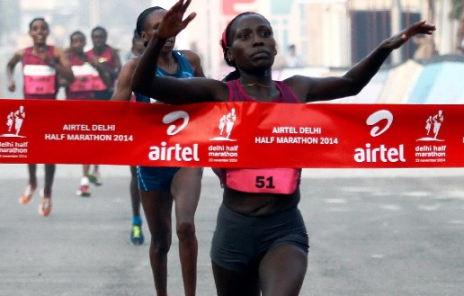 Florence Kiplagat interview: Going for the win in London