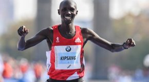 Wilson Kipsang returns to attempt the marathon world record