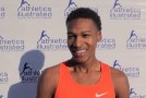Justyn Knight wins Stumptown Twilight High Performance meet, runs a personal best in the 5,000-metres
