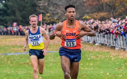 Justyn Knight wins NCAA Cross Country Championships