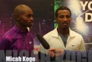 Micah Kogo Interview
