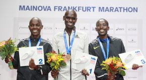 Title holder Mark Korir returns for Frankfurt Round Two at Mainova Frankfurt Marathon