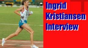 Ingrid Kristiansen Interview