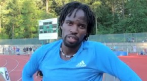 Latoy Williams Interview – 2014 Harry Jerome Track Classic