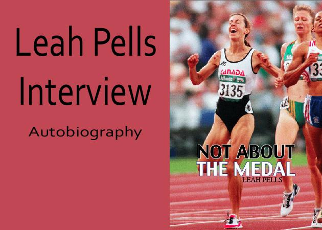 Leah Pells – Interview