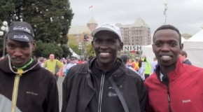 2015 TC10K Benard Ngeno, Leonard Koech, Willy Kimosop Interview