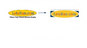 Let's Run's Website Renovation