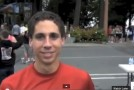 Cameron Levins Interview – Vancouver Island 5k road race