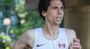 Cam Levins to run Scotiabank Toronto Waterfront Half Marathon
