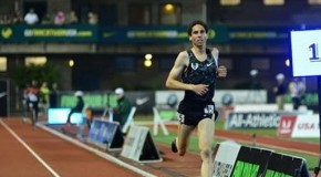 Cameron Levins to race 1500-metres tomorrow in Harry Jerome Track Classic