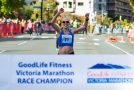 Video interview: Lissa Zimmer winner of the 2017 GoodLife Fitness Victoria Marathon