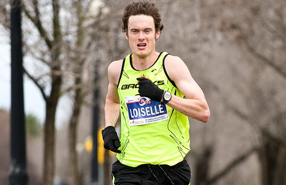 Matt Loiselle Chasing 2013 World Champship Marathon Berth