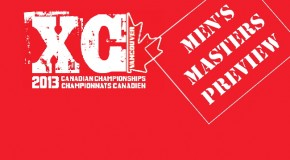Canadian Cross Country Championships: Men's Masters Preview