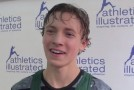 Jaxon Mackie interview – 2015 BC High School Cross Country Championships
