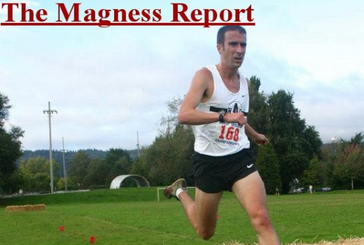 Steve Magness – Interview Magness Report #3