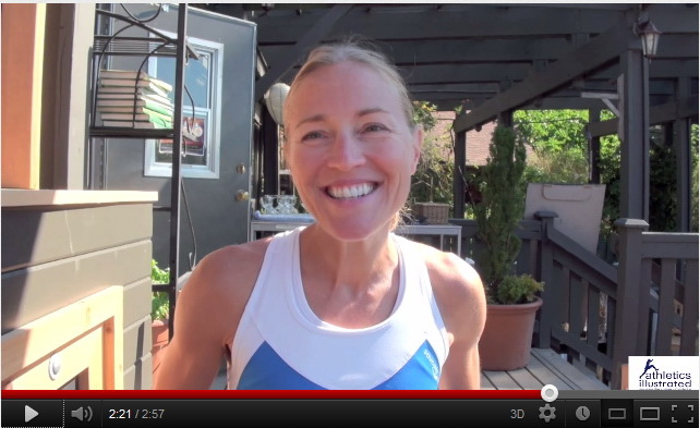 Marilyn Arsenault – Video Interview – Scotiabank Toronto Waterfront Marathon