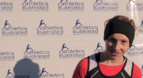 2014 Canadian Cross Country Championships: Mirelle Martens Interview