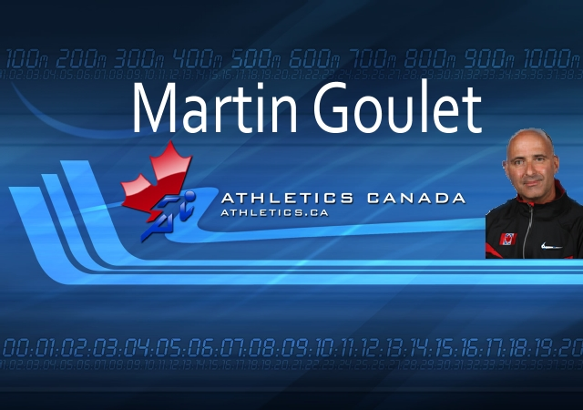 Martin Goulet Interview