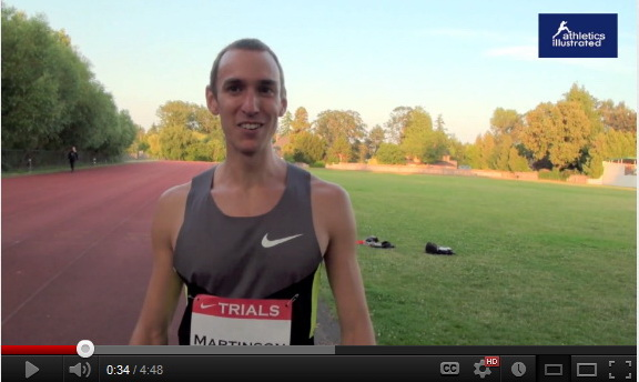 Geoff Martinson – Interview – Post sub-4 Minute Mile