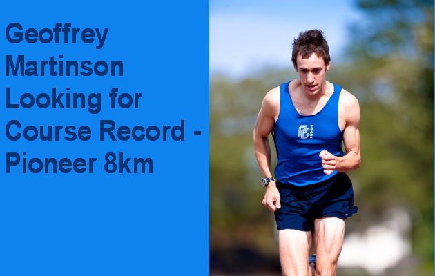 Geoff Martinson – Looking for New Course Record