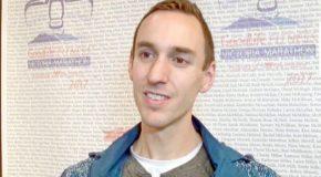 Video interview: Geoff Martinson – winner 2017 GoodLife Fitness Victoria Half Marathon