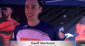 2014 BMO St.Patrick's Day 5k: Geoff Martinson Interview