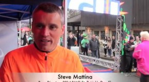 2014 BMO St. Patrick's Day 5k: Steve Mattina Interview