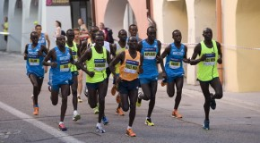 Abraham Cheroben and Ayele Abshero ready to race in Ceske Budejovice