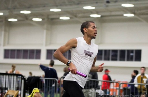 """Brandon McBride's 1:44.63: """"We wanted to be a little faster…."""""""