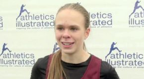 Video interview: Ceili McCabe – 2017 BC High School Cross Country Championships