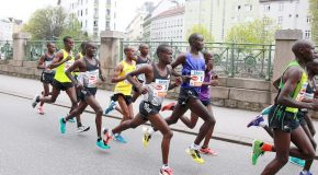 Vienna City Marathon records under threat