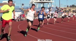 Christie-Phoenix Victoria Run Series: Men's 800m Section 1
