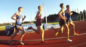 Christie-Phoenix Insurance Victoria Run Series: Men's 3,000m Race Video