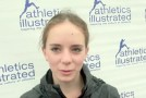 Mia Bennison interview – 2016 BC High School Cross Country Championships
