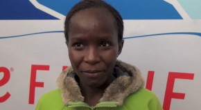 Jane Murage interview – 2016 GoodLife Fitness Victoria Half Marathon