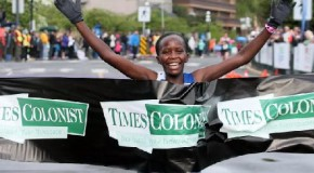 Jane Murage Interview – 2013 TC10k