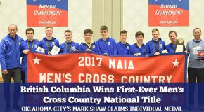 UBC Thunderbirds sweep team titles at NAIA Cross Country Championships