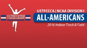 NCAA Division I Indoor T&F – All-Americans announced
