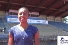 2015 Victoria International Track Classic: Briana Nelson Interview