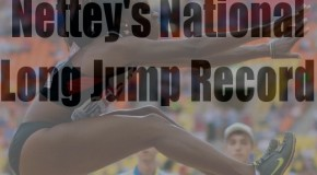 Christabel Nettey Breaks National Record