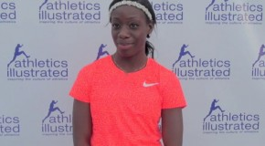2015 Harry Jerome Track Classic: Christabel Nettey Interview