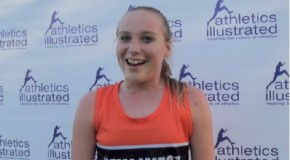 BC Cross Country Championships: Grace Fetherstonhaugh Interview