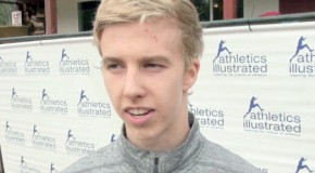 Thomas Nobbs interview – 2016 BC High School Cross Country Championships