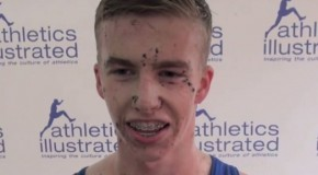 Thomas Nobbs interview – 2015 BC High School Cross Country Championships