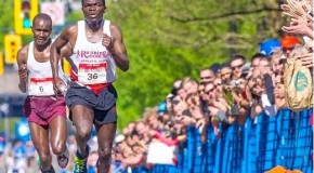 Thomas Omwenga: Seeking Third Win At GoodLife Fitness Victoria Marathon