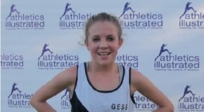 BC High School Cross Country Championships: Taryn O'Neill Interview