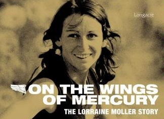 On the Wings of Mercury – by Lorraine Moller