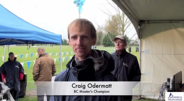 Craig Odermatt – BC Cross Country Championships