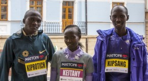Kipsang and Kiprotich race against each other for the first time in Half Marathon, Keitany might attack course record in Olomouc